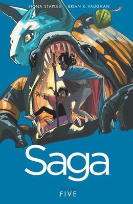 Saga, Volume 5 (Saga (Collected Editions) #5)