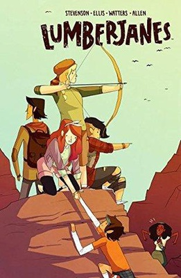 Lumberjanes, Vol. 2: Friendship to the Max (Lumberjanes #5-8)