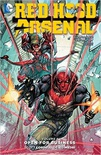 Red Hood/Arsenal, Vol. 1: Open for Business (Red Hood/Arsenal #1)