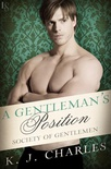 A Gentleman's Position (Society of Gentlemen #3)