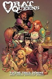 Rat Queens, Vol. 3: Demons (Rat Queens (Collected Editions) #11-15)